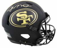 Joe Montana Signed 49ers Full-Size Authentic On-Field Eclipse Alternate Speed Helmet (Beckett COA) at PristineAuction.com