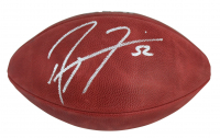"""Ray Lewis Signed Official Super Bowl XLVII """"The Duke"""" Game Ball (Beckett COA) at PristineAuction.com"""