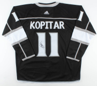 Anze Kopitar Signed Kings Jersey (JSA COA) at PristineAuction.com