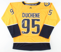 Matt Duchene Signed Predators Jersey (JSA COA) at PristineAuction.com