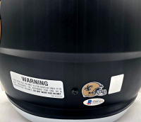 "Drew Brees Signed Saints AMP Alternate Full-Size Speed Helmet Inscribed ""All Time Passing Yards Leader 10/8/18"" (Beckett COA & Brees Hologram) at PristineAuction.com"