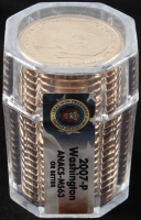 Roll of (20) 2007-P George Washington Presidential Dollars at PristineAuction.com