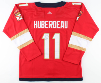 Jonathan Huberdeau Signed Panthers Jersey (JSA COA) at PristineAuction.com