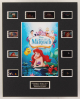 """""""The Little Mermaid"""" LE 8x10 Custom Matted Original Film / Movie Cell Display at PristineAuction.com"""