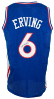 Julius Erving Signed Jersey (JSA COA) at PristineAuction.com