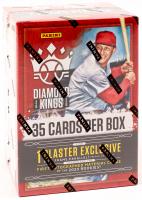 2020 Panini Diamond Kings Blaster Box With (7) Packs at PristineAuction.com