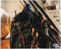 """Ian Whyte Signed """"Clash of the Titans"""" 8x10 Photo with Inscription (Beckett COA) at PristineAuction.com"""