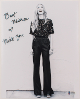 Winter Ave Zoli Signed 8x10 Photo with Inscription (Beckett COA) at PristineAuction.com