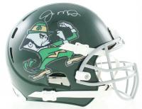 Joe Montana Signed Full-Size Authentic On-Field Helmet (JSA COA) at PristineAuction.com