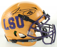 Jarvis Landry Signed Full-Size Authentic On-Field Hydro-Dipped Vengeance Helmet (JSA COA) at PristineAuction.com