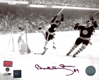 Bobby Orr Signed Bruins 8x10 Photo (Great North Road COA & YSMS Hologram) at PristineAuction.com