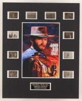 """The Good The Bad And The Ugly"" LE 8x10 Custom Matted Original Film / Movie Cell Display at PristineAuction.com"