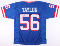 Lawrence Taylor Signed Jersey (Schwartz COA) at PristineAuction.com