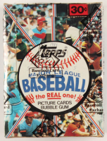 1981 Topps Baseball Wax Box (BBCE Certified) at PristineAuction.com