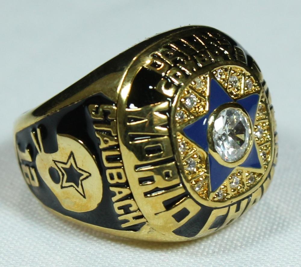 Roger Staubach Super Bowl Rings