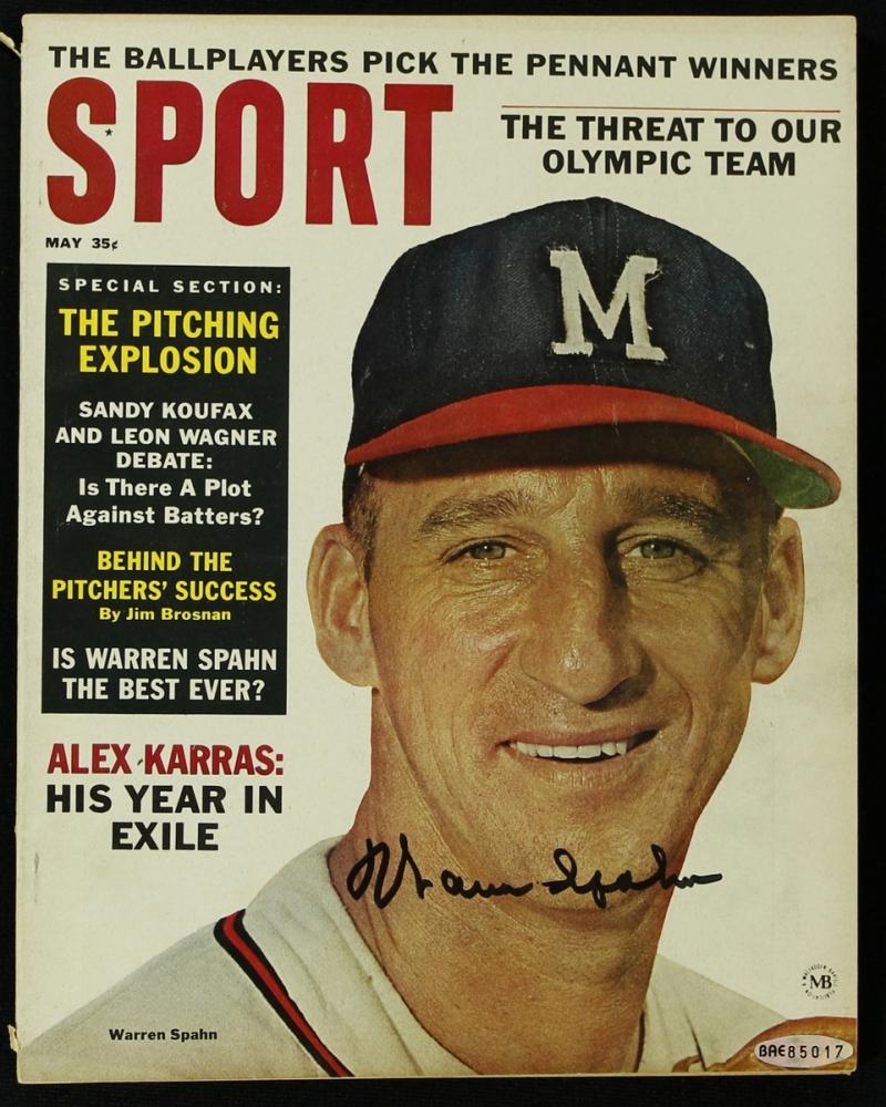 Vintage Sport Magazine 73