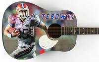 "Tim Tebow Signed 41"" Acoustic Guitar (PSA Hologram) at PristineAuction.com"