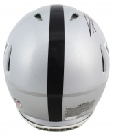 Charles Woodson Signed Raiders Full-Size Authentic On-Field Helmet (JSA COA) at PristineAuction.com