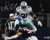 Ezekiel Elliott Signed Cowboys 16x20 (Beckett COA) at PristineAuction.com