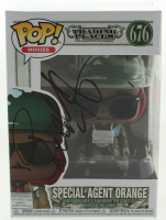 "Eddie Murphy Signed ""Trading Places"" Special Agent Orange #676 Funko Pop! Vinyl Figure (PSA Hologram) at PristineAuction.com"