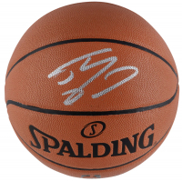Shaquille O'Neal Signed NBA Basketball (Fanatics Hologram) at PristineAuction.com