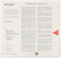 "Paul McCartney Signed ""CHOBA B CCCP"" Vinyl Record Album (JSA LOA) at PristineAuction.com"
