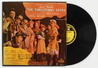 "Bea Arthur Signed ""The Threepenny Opera"" Vinyl Record Album (JSA COA) at PristineAuction.com"