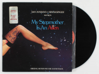 "Jon Lovitz Signed ""My Stepmother Is an Alien"" Vinyl Record Album (JSA COA) at PristineAuction.com"