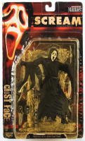 "Wes Craven Signed ""Scream"" Figure (Beckett COA) at PristineAuction.com"