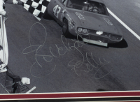 Richard Petty Signed NASCAR 11x14 Custom Framed Photo (Beckett COA) at PristineAuction.com