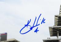 Kevin Harvick Signed NASCAR 11x14 Custom Framed Photo (Beckett COA) at PristineAuction.com