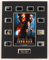 """Iron Man"" LE 8x10 Custom Matted Original Film / Movie Cell Display at PristineAuction.com"