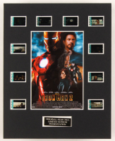"""Iron Man 2"" LE 8x10 Custom Matted Original Film / Movie Cell Display at PristineAuction.com"