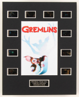 """Gremlins"" LE 8x10 Custom Matted Original Film / Movie Cell Display at PristineAuction.com"