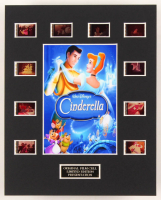 """Cinderella"" LE 8x10 Custom Matted Original Film / Movie Cell Display at PristineAuction.com"