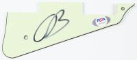 Joe Bonamassa Signed Electric Guitar Pick Guard (PSA COA) at PristineAuction.com
