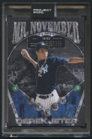 Derek Jeter Topps Project 2020 #132 by Ben Baller (Project 2020 Encapsulated) at PristineAuction.com