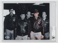Richard E. Cole Signed 8x10 Photo (Beckett Hologram & BGS Encapsulated) at PristineAuction.com