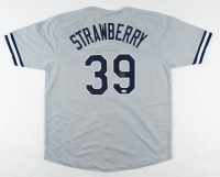 Darryl Strawberry Signed Jersey (PSA COA) at PristineAuction.com