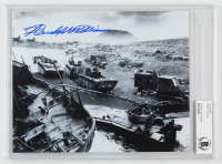 Hershel W. Williams Signed 8x10 Photo (BGS Encapsulated) at PristineAuction.com
