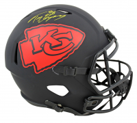 Tony Gonzalez Signed Chiefs Full-Size Eclipse Alternate Speed Helmet (Beckett COA) at PristineAuction.com