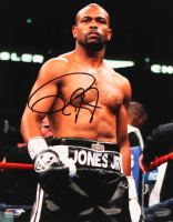 Roy Jones Jr. Signed 8x10 Photo (Schwartz COA) at PristineAuction.com