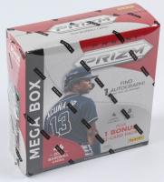 2020 Panini Prizm Baseball Trading Card Mega Box with (8) Packs at PristineAuction.com