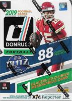 2019 Panini NFL Donruss Football Box of (11) Packs at PristineAuction.com