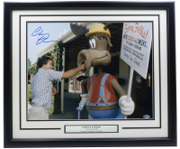 "Chevy Chase Signed ""National Lampoons Vacation"" 22x29 Custom Framed Photo (Beckett COA) at PristineAuction.com"