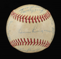 1965 Angels OAL Baseball Team-Signed by (26) with Dean Chance, Lou Clinton, Bob Lee, Vic Power, Rudy May (JSA ALOA) at PristineAuction.com