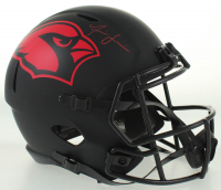Isaiah Simmons Signed Cardinals Full-Size Eclipse Alternate Speed Helmet (JSA COA) at PristineAuction.com