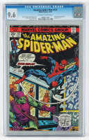 "1974 ""The Amazing Spider-Man"" Issue #137 Marvel Comic Book (CGC 9.6) at PristineAuction.com"