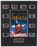"""Walt Disney's Fantasia"" LE 8x10 Custom Matted Original Film / Movie Cell Display at PristineAuction.com"