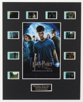 """""""Harry Potter & the Order of the Phoenix"""" LE 8x10 Custom Matted Original Film / Movie Cell Display at PristineAuction.com"""
